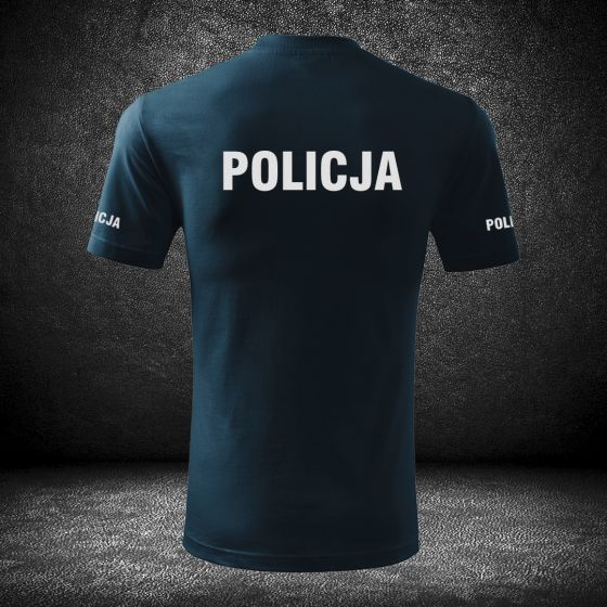 Koszulki policyjne T-SHIRT