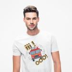 Koszulki strażackie męskie