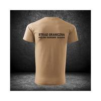 Koszulki T-shirt Straż Graniczna