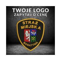 Emblematy, naszywki Straż Miejska