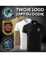 haft komputerowy twoje logo koszulka polo haftowana indywidualna, hawt