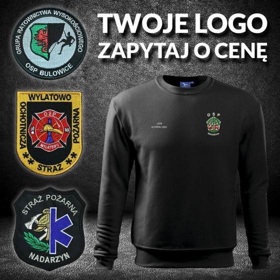 INDYWIDUALNA Bluza strażacka HAFT