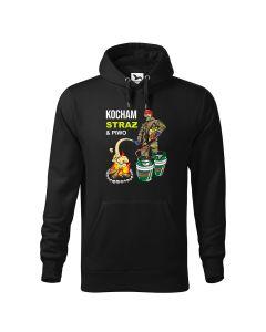 IFA W50 LA, stara miłość nie rdzewieje, czarna bluza strażacka DTG023