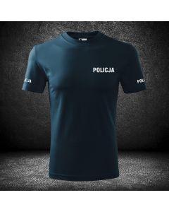 Koszulka T-SHIRT Policja Haft