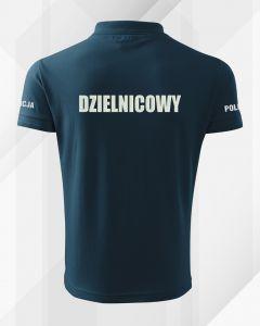koszulka polo policja haft