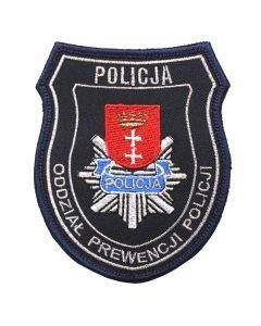 Naszywka policja NEGOCJATOR Komenda Wojewódzka Policji we Wrocławiu NPO1041 IND