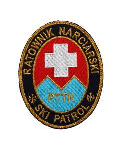 Naszywka KPP ratownik naszywka medyczna