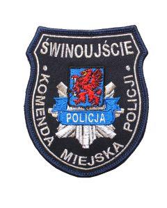 Naszywka policja Wydział Ruchu Drogowego NPO1052 IND