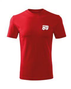 czerwona koszulka MDP, Młodzieżowa Drużyna Pożarnicza t-shirt, hawt, tishert