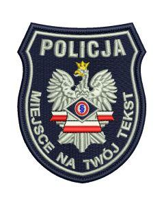 Naszywka Policja Sądowa IND WZ01