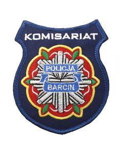 Kępno – Naszywka Policja WRD KPP Kępno - Grupa Speed NPO1071 IND