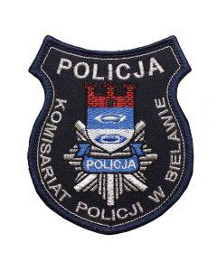 Wrocław – Naszywka Policja Komisariat Policji Wrocław Fabryczna NPO1060 IND