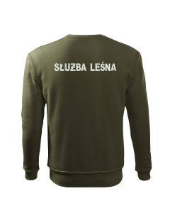 haftowana bluza straż leśna dla straży leśnej haftowany napis na plechach