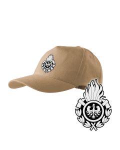 czapka z daszkiem osp
