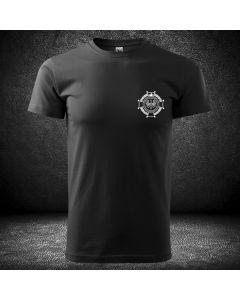 Koszulka biała STRAŻ OSP PSP DTG