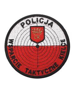 Naszywka policja PWT Kielce NPO1049 IND