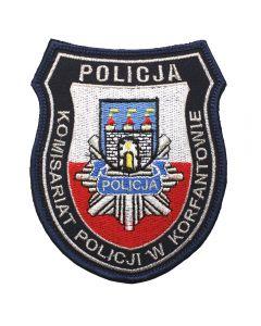 Gdańsk - Oddział Prewencji Policji w Gdańsku NPO1081 IND