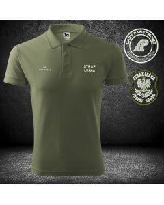 straż pożarna koszulka haftowana osp psp wop, hawt, polo