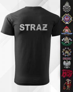 koszulka strażacka