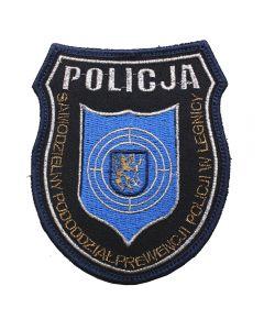 Naszywka policja PWT Kielce2 NPO1050 IND