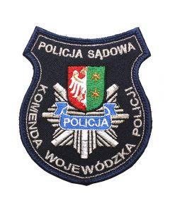 Zator – Naszywka Policja Komisariat Policji Zator NPO1068 IND