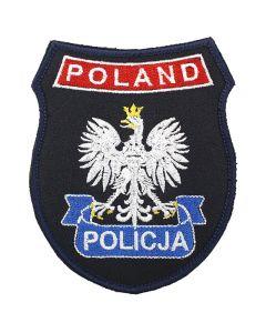 Naszywka Policja Wydział Ruchu Drogowego IND WZ01