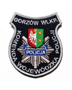 Naszywka policyjna Naszywka Centralne Biuro Śledcze NPO1002