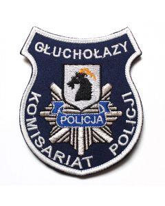 Naszywka Policja Komisariat III Policji Gliwice NPO1014