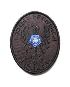 Naszywka Policja Komisariat Policji Warszawa Wawer NPO1007