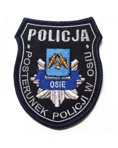 Naszywka Policja Ogniwo Patrolowo Interwencyjne KPP Białobrzegi NPO1010