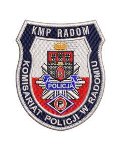 Naszywka Policja KIELCE ŚRÓDMIEŚCIE KP III Kielce OPI NPO1029