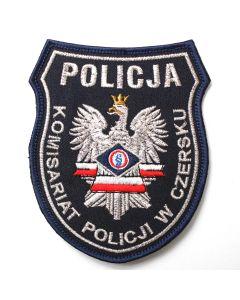Naszywka Policja  Komenda Miejska Policji Radom NPO1021