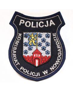 Naszywka Policja Komisariat Policji Głuchołazy NPO1011