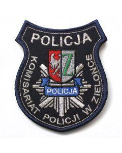 Naszywka Policja Posterunek Policji Radków NPO1055