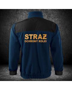 polar luksusowy strażacki osp psp emblemat ciepła bluza