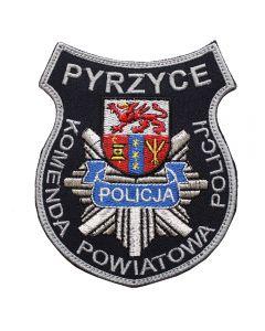 Bielawa - Naszywka Policja Komisariat Policji w bielawie NPO1061 IND