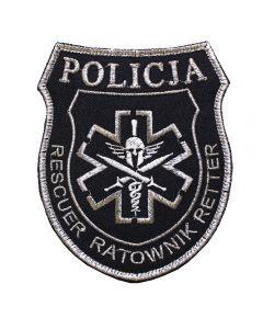 Pyrzyce - Naszywka Policja Komenda Powiatowa Policji Pyrzyce NPO1062 IND
