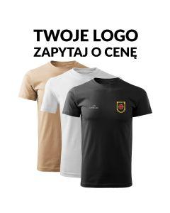 Indywidualna koszulka strażacka polo haft własne logo