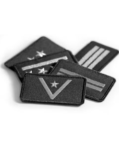 haft komputerowy, dystynkcje PSP, haftowane stopnie Państwowa Straż