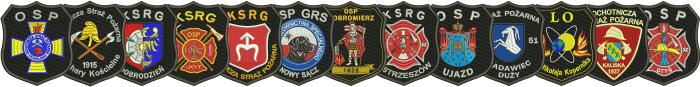 baza indywidualnych wzorów strażackich