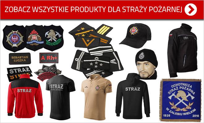 produkty dla strażaków