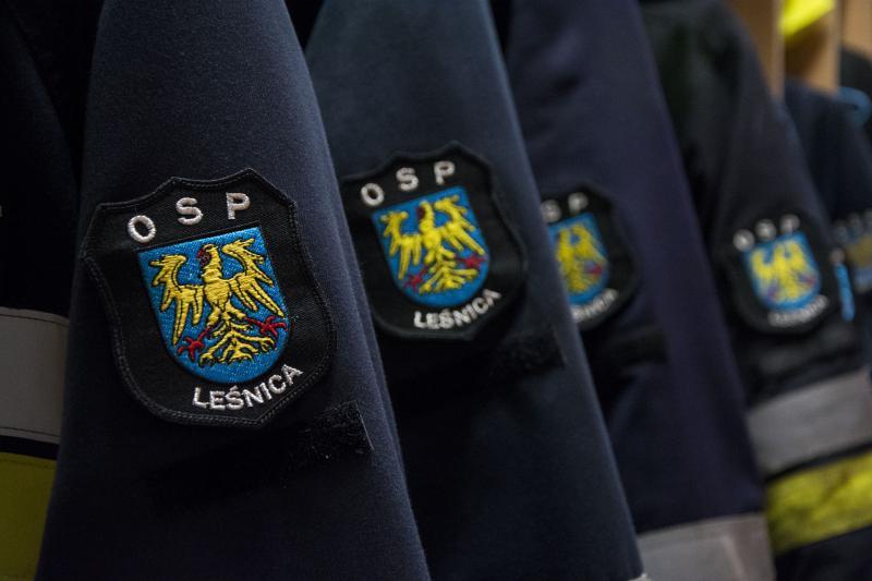 OSP Leśnica