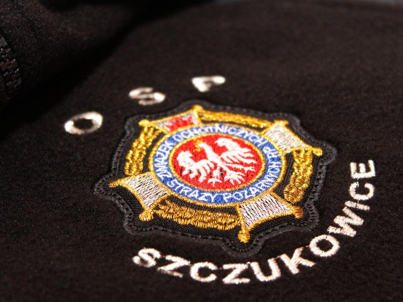 Luksusowe polary strażackie dla OSP Szczukowice