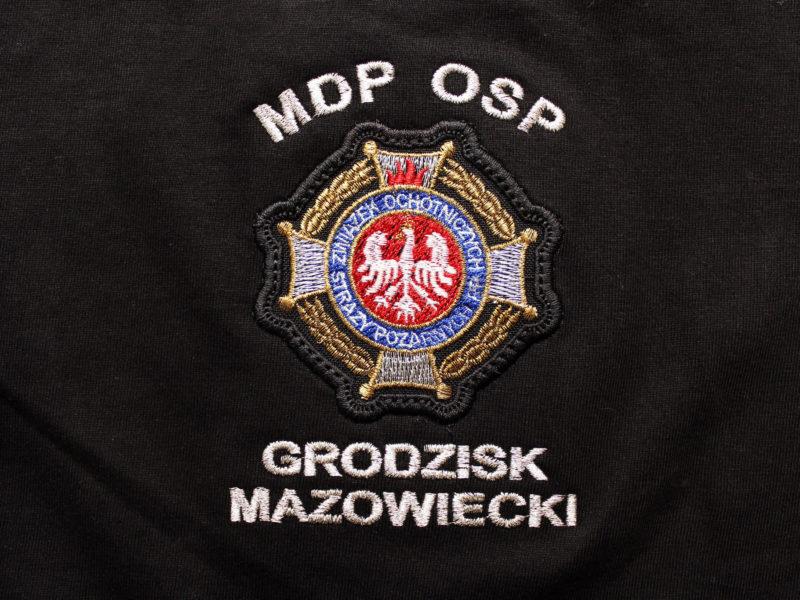 Koszulki MDP OSP Grodzisk Mazowiecki