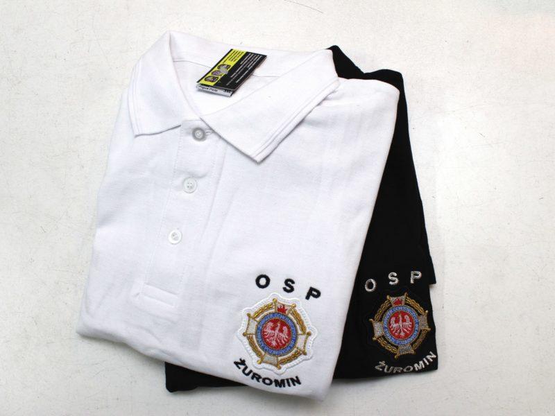 Sezon na koszulki strażackie