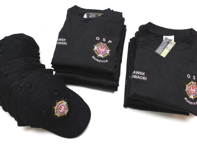 Zamówienie dla jednostek OSP Bukowie i OSP Rurzyca