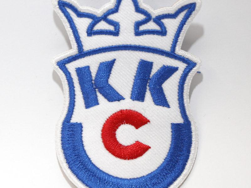 Naszywka dla Krakowskiego Klubu Curlingowego