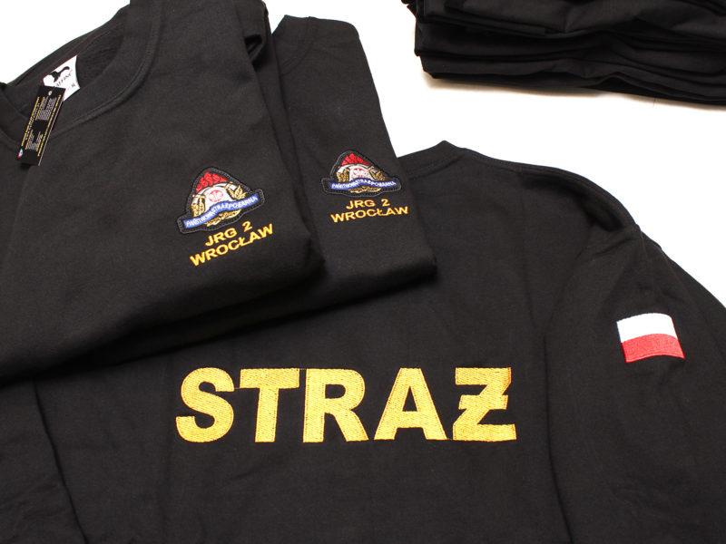 koszulki polary t-shirty haftowane PSP JRG2 WROCŁAW
