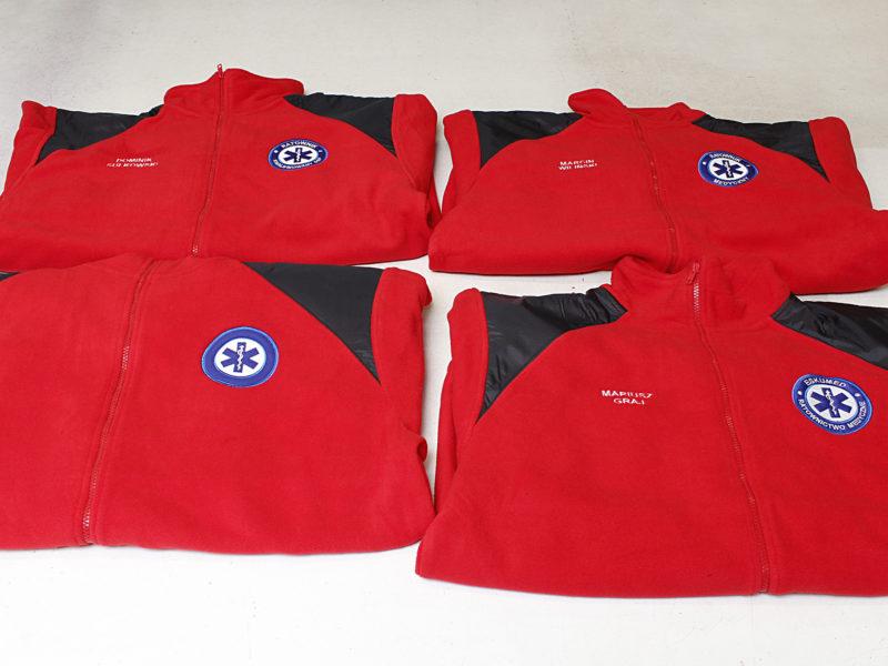 Czerwone polary Ratownicze, Ratownik Medyczny, Ratownik OSP