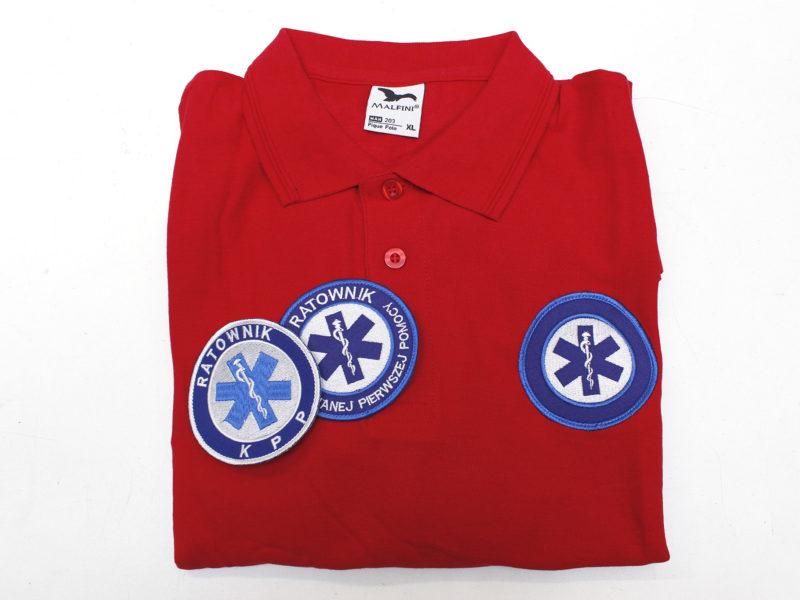 Koszulki ratownik medyczny